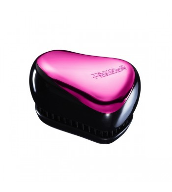 Расчёска TANGLE TEEZER COMPACT STYLER Pink Chrom