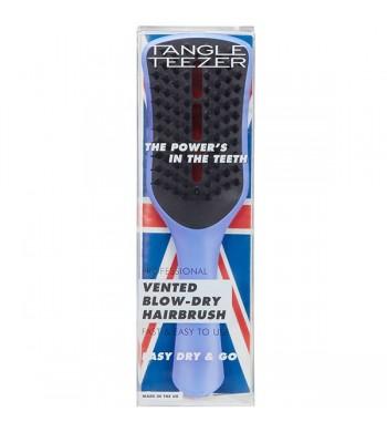 Расчёска для укладки феном TANGLE TEEZER Easy Dry & Go Ocean Blue