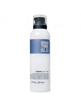 Увлажняющая пена URBAN TRIBE 02.31 Hydrate leave-in Foam 200 мл.